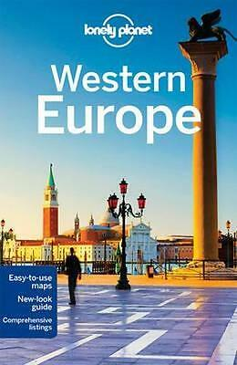 NEW Western Europe By Lonely Planet Paperback Free Shipping