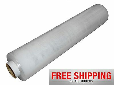 1 X Strong Roll Clear Pallet Stretch-Shrink Wrap Cast Parcel Packing Cling Film