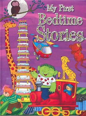 NEW My First Bedtime Stories By Sandcastle Books Hardcover Free Shipping