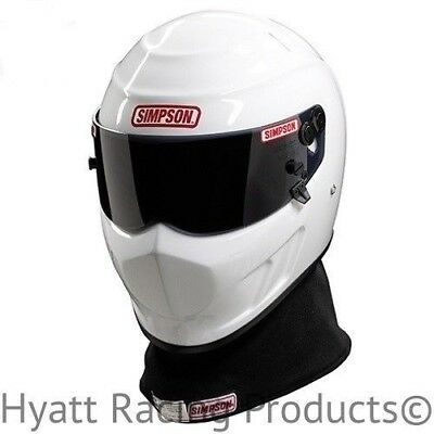 Simpson Speedway RX Drag Racing Helmet SA2015 - All Sizes & Colors (Free Bag)