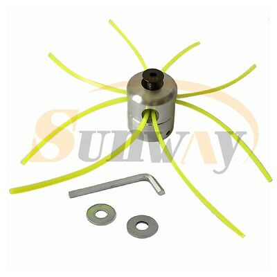 Universal Nylon 4 Line Bump Cutting Head Brushcutter Strimmer Replacement Feed
