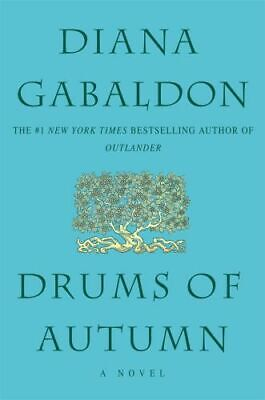 NEW Drums of Autumn By Diana Gabaldon Paperback Free Shipping