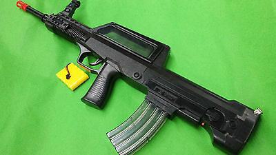 QBZ-95 SMG toy gun bullpup Costume Chinese rRed People's Liberation Army pla