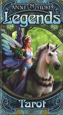 Legends by Anne Stokes - Tarot Cards