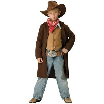 Cowboy Costume Kids Halloween Fancy Dress