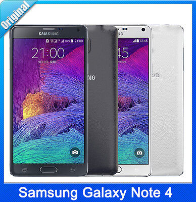 Samsung Galaxy Note IV 4  32GB Factory Unlocked Smartphone  4G LTE  AT&T Tmobile