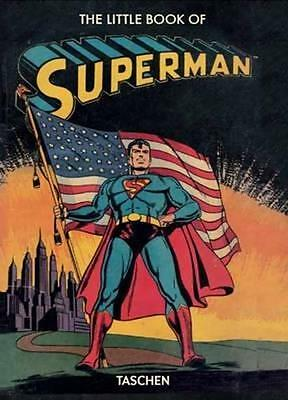 NEW The Little Book of Superman By Paul Levitz Hardcover Free Shipping