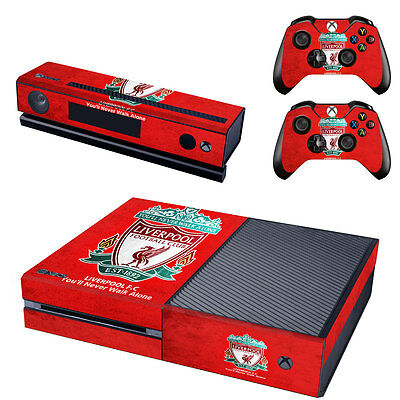 Vinyl Decal Cover For Xbox One Console + Joystick Skin Sticker #21654642