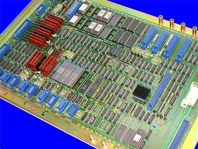 Very Nice Ge General Electric Fanuc Mother Board Model A16B-10100150
