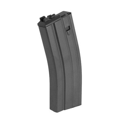WE Airsoft M4 Green Gas/Propane Magazine - OPEN BOLT SYSTEM (Version 2) - BLACK