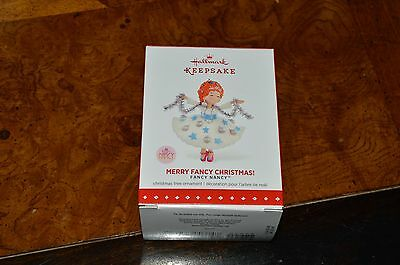 HALLMARK KEEPSAKE ORNAMENT 2015 Merry Fancy Christmas NEW