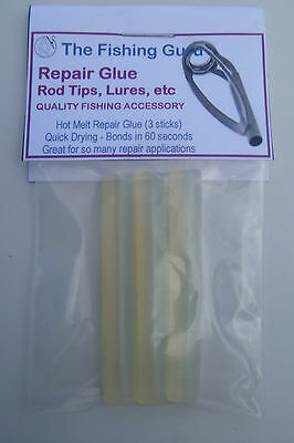 Rod Tip Repair Glue (Australian Seller) TACKLEBOX ESSENTIAL- The Fishing Guru