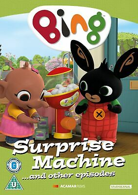 Bing: Surprise Machine and Other Episodes [DVD]