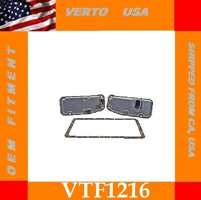 Auto Trans Filter Verto USA VTF1216A with Gasket