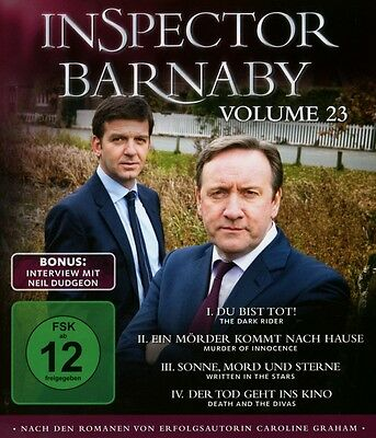 Peter Smith - Inspector Barnaby, 2 Blu-rays. Vol.23