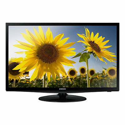 """SAMSUNG 24"""" T24E310 LED MONITOR & DVB-T2 Tuner(TV Freeview) HD Boxed Sealed NEW"""