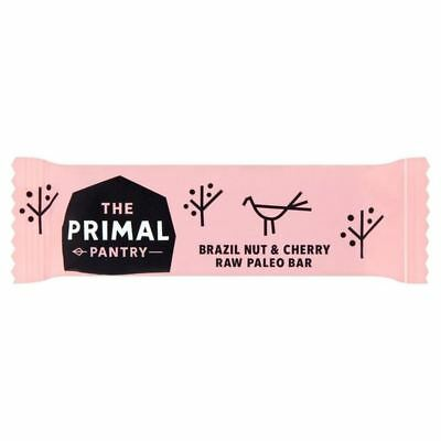 The Primal Pantry Brazil Nut & Cherry Paleo Energy Bar 45g