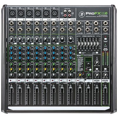 Mackie ProFX12v2 - 12 Channel Professional Effects Mixer with USB
