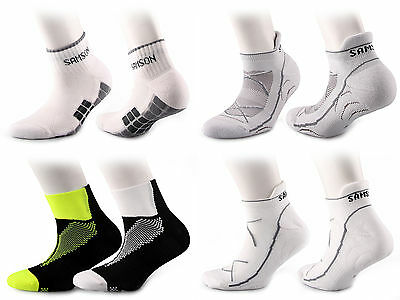 Samson® Running Cycling Socks Athletic Walking Gym Fitness Sports Unisex