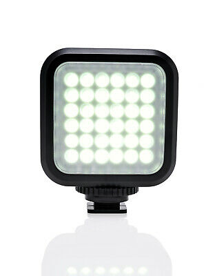 Opteka VL-5 LED Studio Travel Video Light for Digital DSLR Camera DV Camcorder
