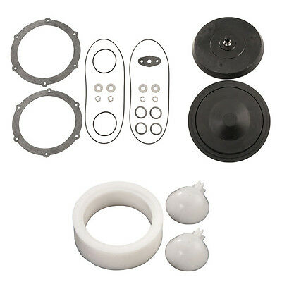 "Febco 860 Backflow Preventer Check Rubber Repair Kit 6"" MPN 905-411"
