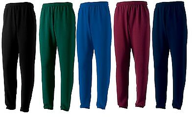 Kids Children's Boys Girls School Sweat pants Jogging Bottoms Trousers Uniform