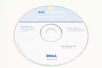 Dell P/N T3123 OpenManage Systems Management Version 3.5 Rev. A01 September 2003