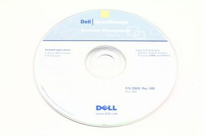 Dell P/N 2r835 Openmanage Systems Management Version 3.1 Rev.A00 May 2002