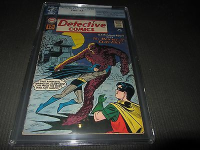 DETECTIVE COMICS 298 PGX (CGC) 5.5 1st Appearance of Clayface (DC 1961)