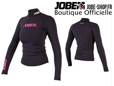 Lycra Rash Guard Progress Neo Women - Jobe 2016 - Néoprène doublé polaire