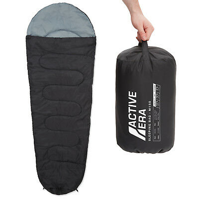 Premium Warm Lightweight Mummy Sleeping Bag