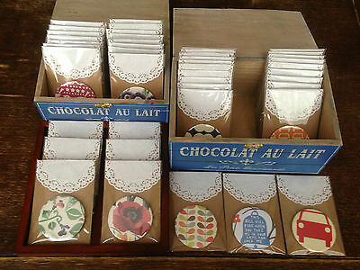 Hand Bag Pocket Mirror - 10p extra postage for each additional. (UK)