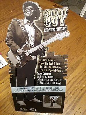 Buddy Guy    Bring 'em In      Small Counter Display