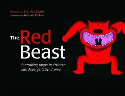 NEW The Red Beast By Haitham Al-Ghani Hardcover Free Shipping