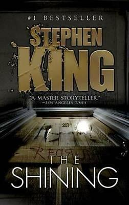 NEW The Shining By Stephen King Paperback Free Shipping