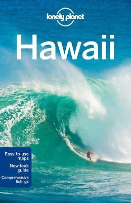 NEW Hawaii By Lonely Planet Paperback Free Shipping