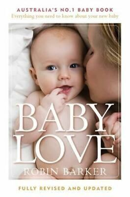 NEW Baby Love By Robin Barker Paperback Free Shipping