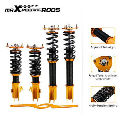 Coilovers for Subaru Forester 03-08 GDA GDB Coilover Adjustable Height + Camber
