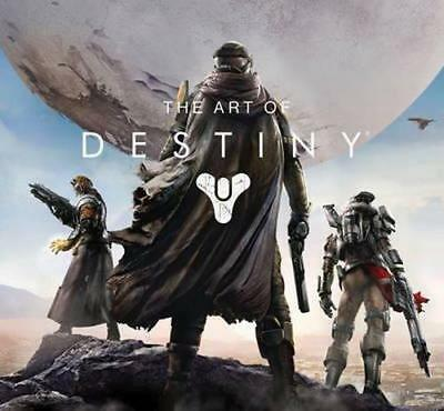 NEW The Art of Destiny By Bungie Hardcover Free Shipping