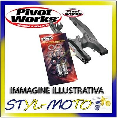 Pivot Works Kit Revisione Cuscinetti Forcellone Yamaha Raptor 660 2001-2005
