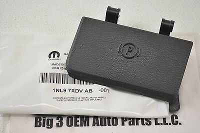 Dodge Ram Parking Brake Release Pull Handle new OEM 1NL97XDVAA
