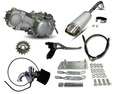New Honda Postie Ct110 140 Engine Conversion Kit
