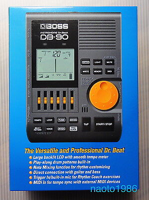 F/S with Tracking New Roland BOSS Dr. Beat DB-90 Metronome from Japan