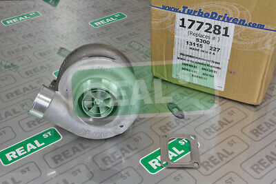 Borg Warner Turbocharger SX S300 177281 T4 .88A/R S366