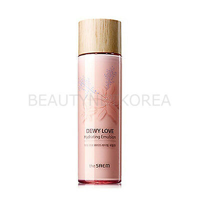 [THE SAEM] Dewy Love Hydrating Emulsion 150ml / Enrich the skin layer with the