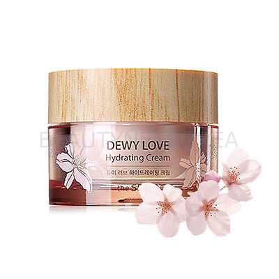 [THE SAEM] Dewy Love Hydrating Cream 50ml / Korea cosmetic