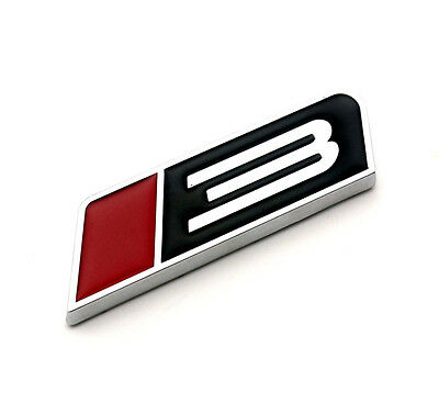 NEW Roush 3 Car Fender Side Wing Emblem for Roush 3 LOGO Badge Sticker