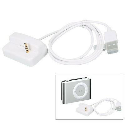 USB Charger & Sync Replacement Docking Station Cradle for Apple iPod Shuffle AU