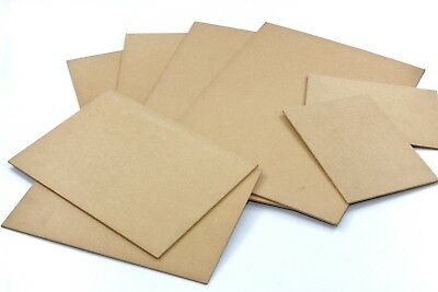 "9 mm MDF Sheet - 600 x 300 mm 24"" x 12"" - Medium Density Fibre Board"