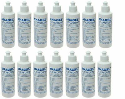 ULTRASOUND TRANSMISSION GEL BULK PACK OF 40 x 250ml CE